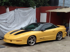 Pontiac Transam Impecable/conocedores