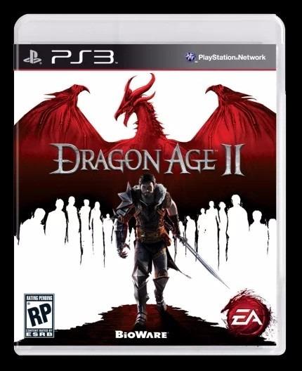 Dragon Age 2 - Ps3 Mídia Física