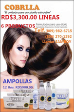 Lineascapila-salon Italianaimportada (809)270-1292whats
