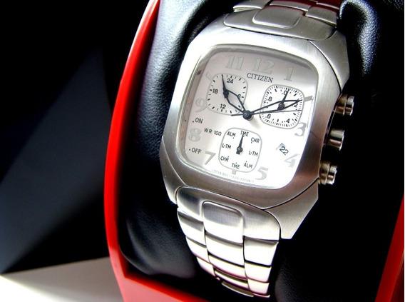 Relógio Citizen Cronógrafo An6010 - Novo - Raridade!