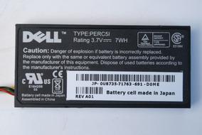 Bateria Dell Nu209 Fr463 U8735 Perc 5i 6i H700 H800 0nu209