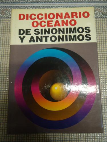 Diccionario Sinonimos Y Antonimos - Oceano