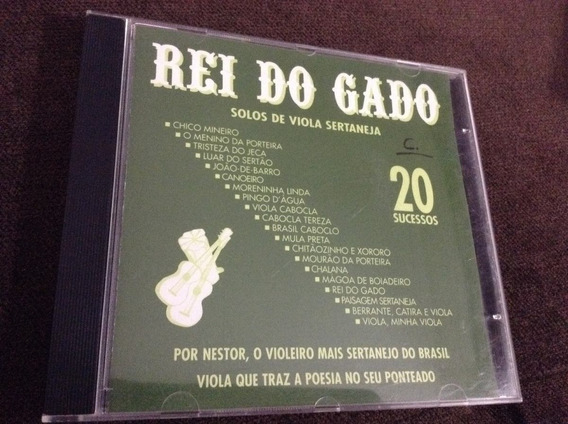 Cd Rei Do Gado - Estado De Novo