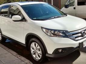 Honda Crv Ex 2.4 At 4wd Nueva Línea 4x4 Año 2012