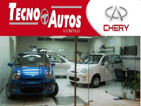 Chery Qq 0.8 Standar Light Comfort 0km Financio 100%