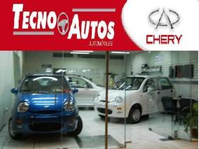 Chery Qq 0.8 L Standard - 0 Km - Doble Airbag - Frenos Abs
