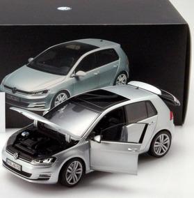 1:18 Vw Golf Tsi Norev 7 Miniatura Metal Topminis Novo