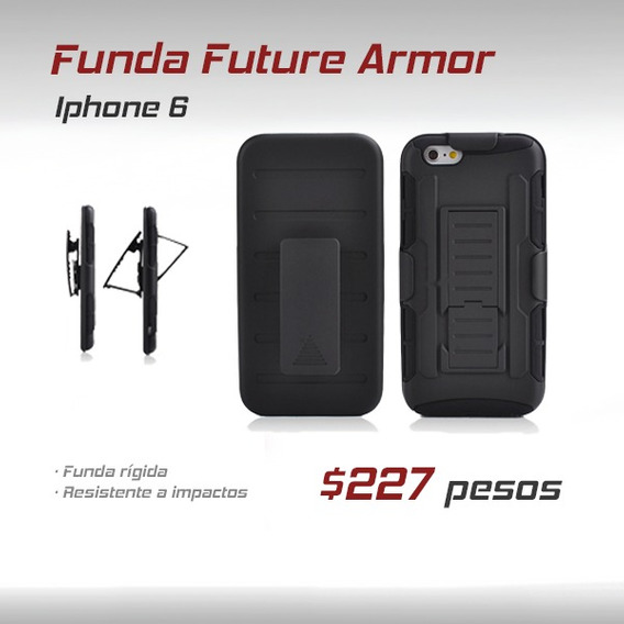 Funda iPhone 6 Tactica Militar Gotcha Paintball Airsoft Agua