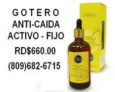 Gotero Anti-caidas Italiano Mascarillas (809) 682-6715