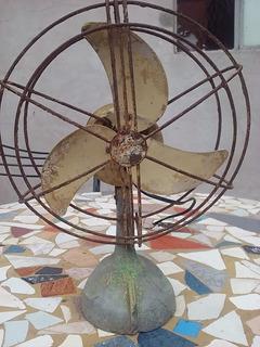 Ventilador Antiguo De Mesa Ethersone No Funciona -esc Oferta