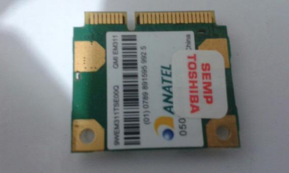 Placa Wifi Toshiba Sti Is1412 1413