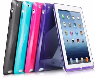 Smart Cover Para iPad - Original Iskin- Pink