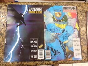 Gibis Batman - Cavaleiros Das Trevas 4 Volumes