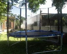 Alquiler Cama Elástica,inflable,futbolito,pool S-prof,y Pop