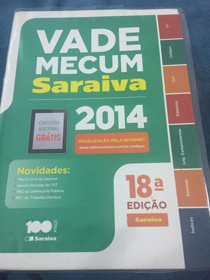 Vade Mecum Saraiva 2014