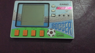 Juego Casio Soccer Football
