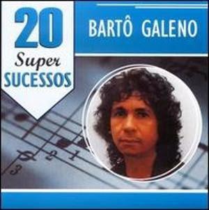 Cd Bartô Galeno 20 Super Sucessos Lacrado Original