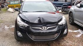 Sucata Hyundai Elantra Para Retirada De Peças