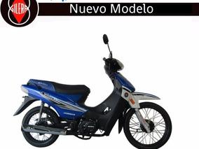 Moto Gilera Smash 110 0km 2017