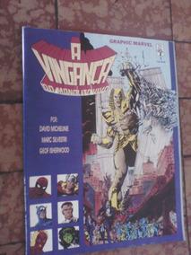 Graphic Marvel A Vingança Do Monólito Vivo 1990