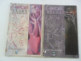 Orquidea Negra! Vários! R$ 10,00 Cada! Ed. Globo 1989!