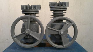 Compresor Fm 25, Reparados, Recambios Z/oeste.