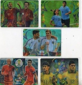 Panini Adrenalyn W. Cup 2014 - Double Trouble (qualquer Uma)