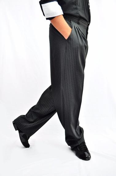 Pantalones Pinzados 4 Corazones Hombre   Tango Salsa Rock