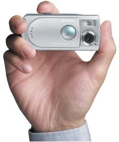 Câmera Sony Cyber-shot U30 Colecionador + Frete Grátis