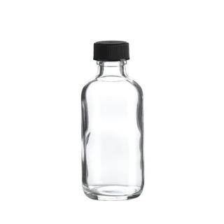 Frascos Premium B2612 Boston Round Glass Bottl