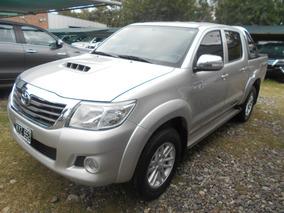 Toyota Hilux Srv Cd 4x2 Mt 2012