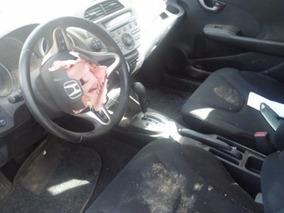 Honda Fit Ex Cvt 1.5 Sucata Para Retirada De Peças