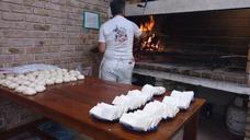 Servicio Pizzas,calzones,chivitos Postre De Regalo