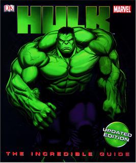 Hulk La Guia Increible Marvel Enciclopedia A 99 Soles