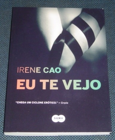 Eu Te Vejo Irene Cao Romance Livro Novo