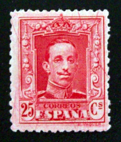 España - Sello Yv. 279 Alfonso Xiii 10c. Mint L3371