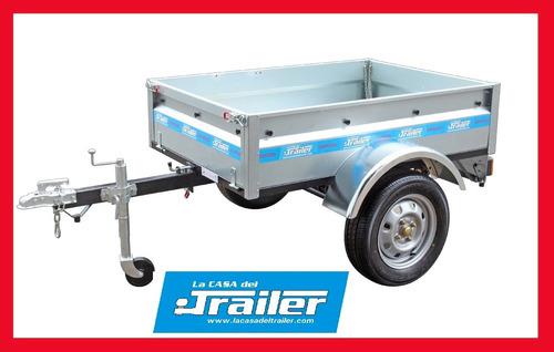 Trailer Box Galvanizado