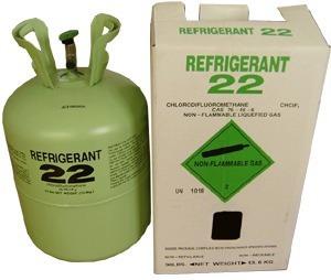 Imagen 1 de 2 de Gas Refrigerante R22 13,6 Kg, Refrigeracion.