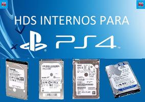Hd 1tb Interno Para Ps4 Playstation 4