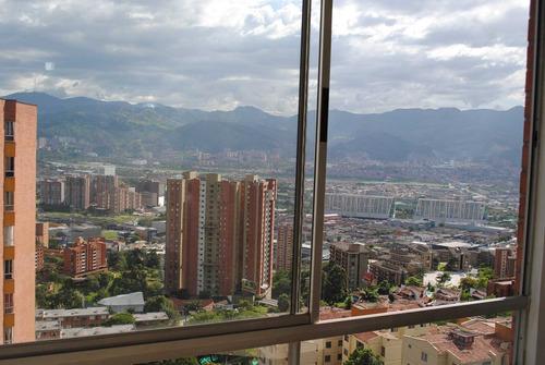 Imagen 1 de 14 de Alquiler Apartamento Amoblado Económico Por Días En Medellín