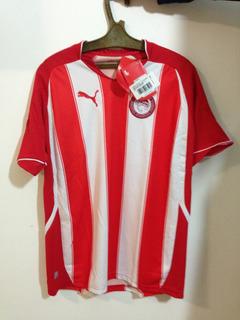 Camisa Olimpiacos Puma Tam P
