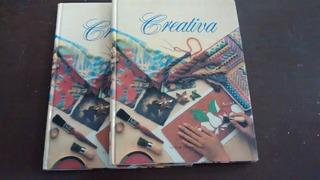 Creativa Manualidades Labores Y Artesanias 2 Tomos