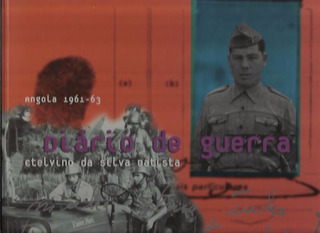 Diario De Guerra Angola 1961-63 - Batista