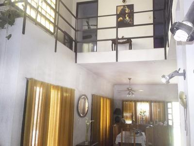 Vendo Excelente Casa En Dos Plantas, 7 Ambientes