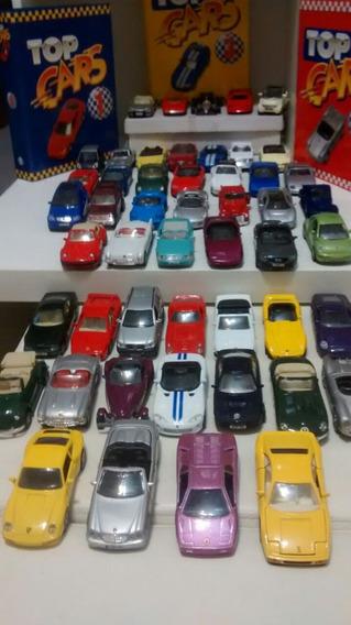 Top Car´s Coleccion Completa De 50 Autos Escala1/38