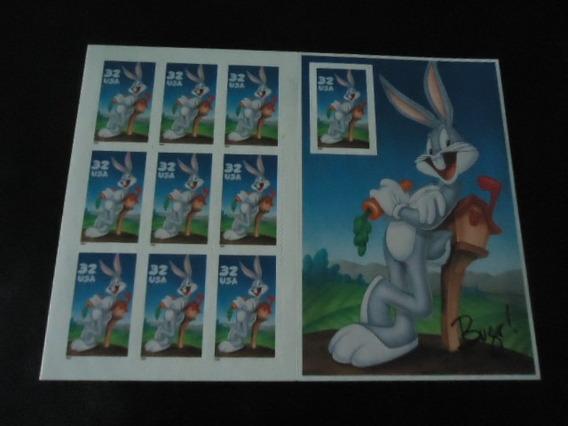 Selos Americano - Bugs Bunny - 1996
