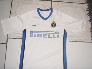 Camisa Do Inter De Milão Lisa