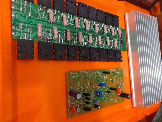 Placa 1600 W Montada /serve No Gradiente E Cygnus