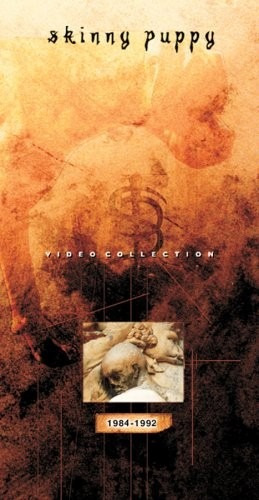 Dvd Original Skinny Puppy Video Collection Dig It Testure