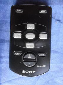 Controle Sony Rm X115 Funcionando (ap26)
